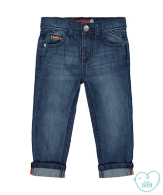 little bird indigo jeans