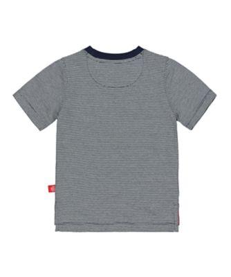 little bird rainbow stripe t-shirt