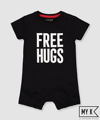 my k free hugs romper
