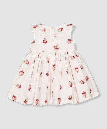 my k strawberry dress