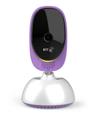 BT smart baby monitor with 5 inch screen