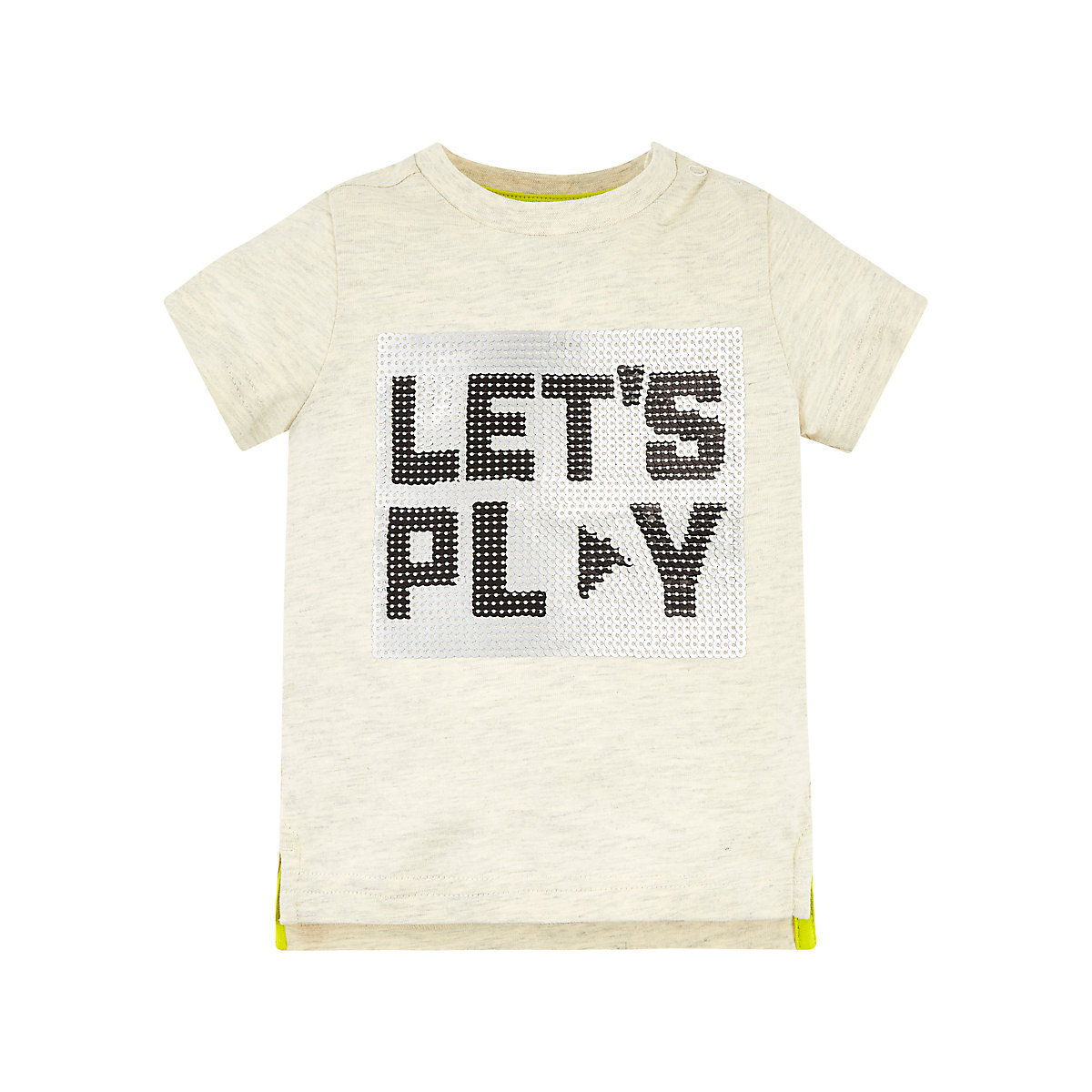 lets play sequin t-shirt
