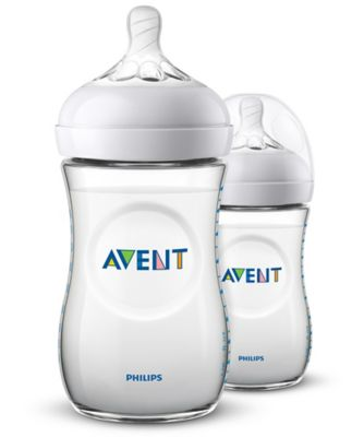 Philips Avent SCF033/27 natural feeding bottle - 260ml/9oz double pack