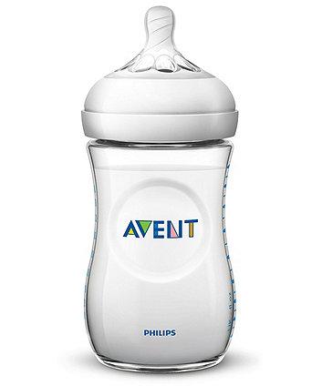 Philips Avent SCF033/27 natural feeding bottle - 260ml/9oz double pack