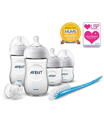Philips Avent SCD301/01 natural newborn starter set