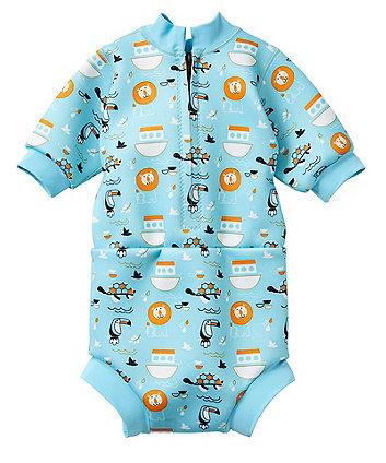 Splash About happy nappy wetsuit - noah's ark