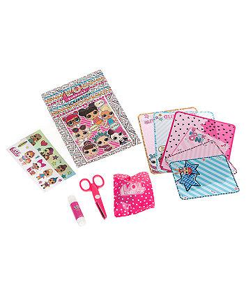 L.O.L. Surprise! Create Your Own Scrapbook Set