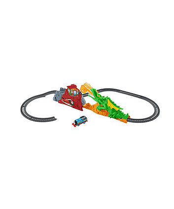 Fisher-Price Thomas & Friends TrackMaster - Dragon Escape Playset
