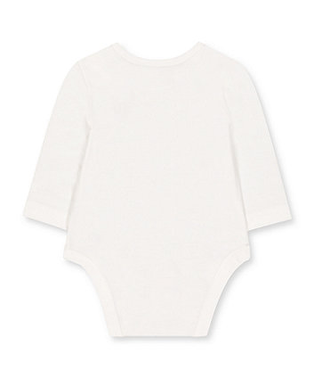 my first mummy's little dreamer animal bodysuit