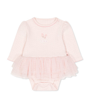 my first ballet tutu bodysuit