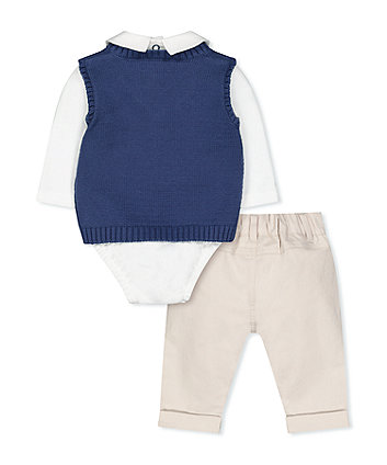 peter rabbit three-piece set