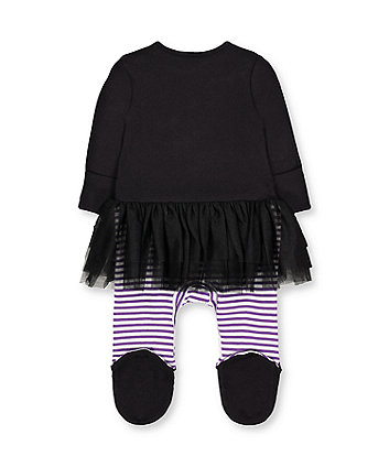 halloween witch tutu all in one