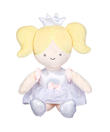 princess ragdoll plush