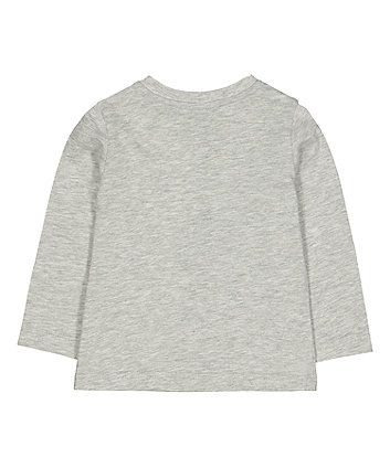 grey vehicle t-shirt