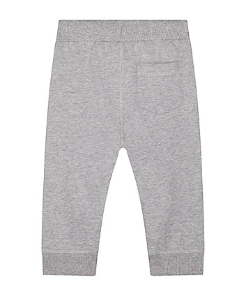 grey marl awesome joggers