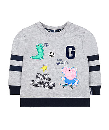 george pig sweat top