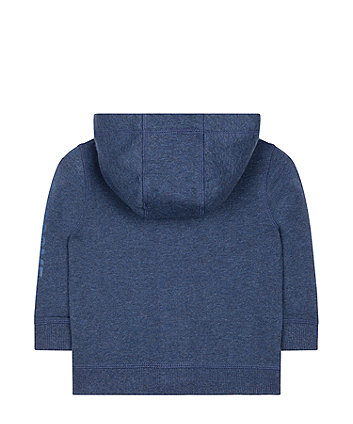 navy awesome hoodie