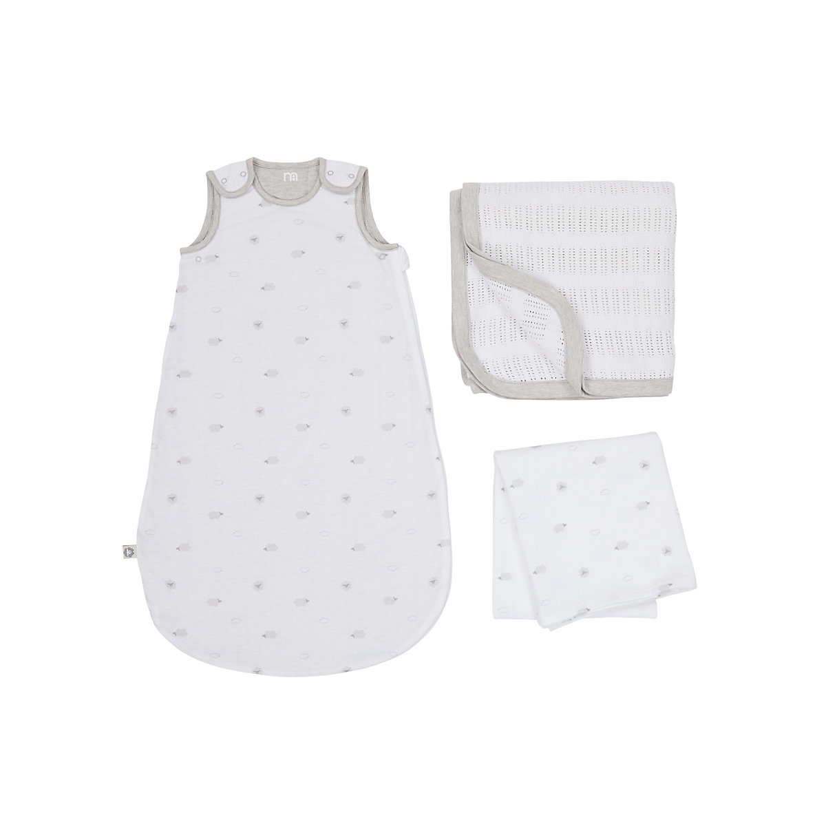 little lamb sleep bag starter set