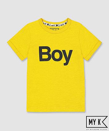 my k boy t-shirt