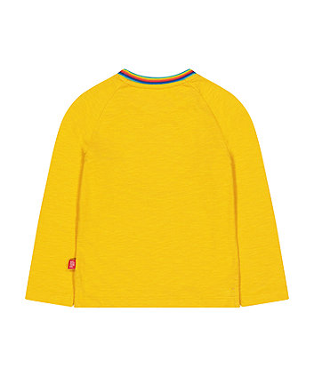 little bird mustard super pumpkin t-shirt
