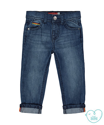 little bird indigo jeans