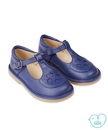 little bird navy t-bar shoes