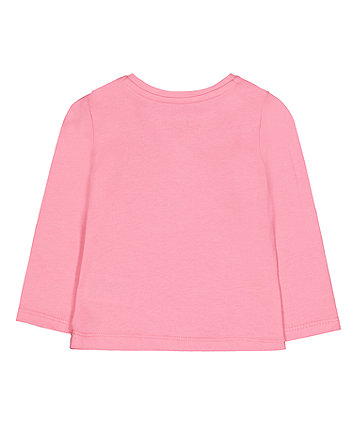 pink sweets handbag t-shirt