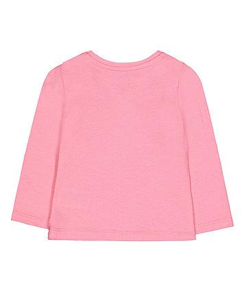 pink sweets handbag t-shirt