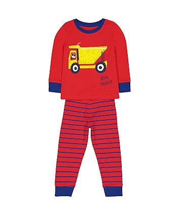 big truck pyjamas