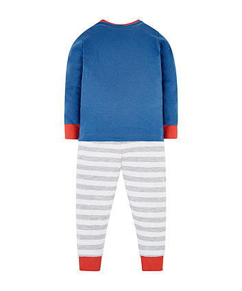 thomas the tank engine friends pyjamas