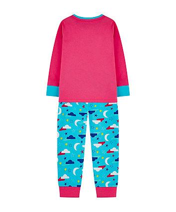 PAW Patrol pink and blue pyjamas