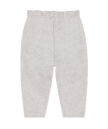 Disney minnie mouse friends grey joggers