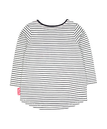 peppa pig stripe glitter t-shirt