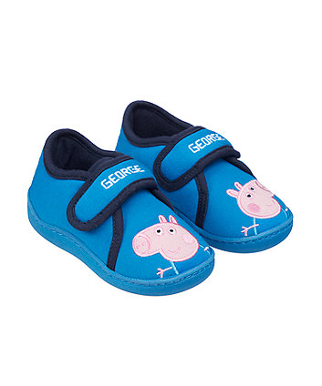 george pig cupsole slippers