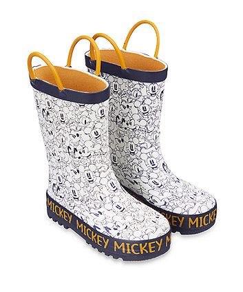 Disney mickey mouse and friends wellies