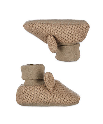 235badcc5a4 Baby Booties | Mothercare