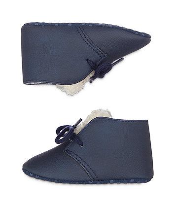 blue bear pram shoes