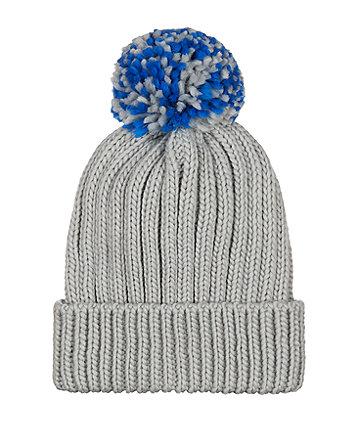 grey beanie hat