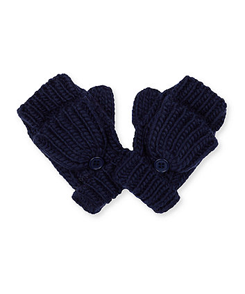 navy converter mitts