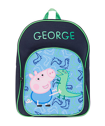 george pig backpack