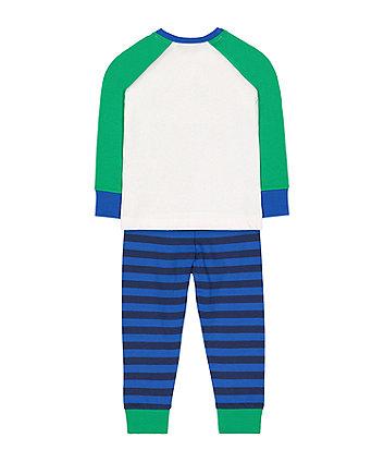 gruffalo pyjamas