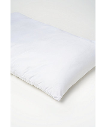 mothercare climate control cot bed pillow