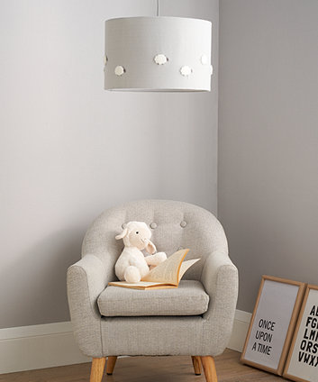 mothercare little lamb light shade