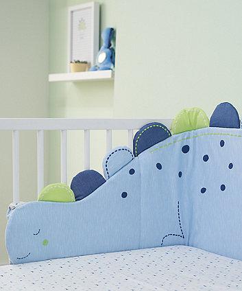 sleepysauraus cot/cot bed bumper