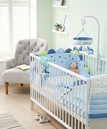 mothercare sleepysaurus bed in a bag