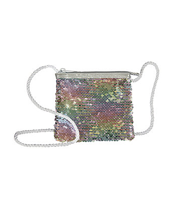 sequin party bag