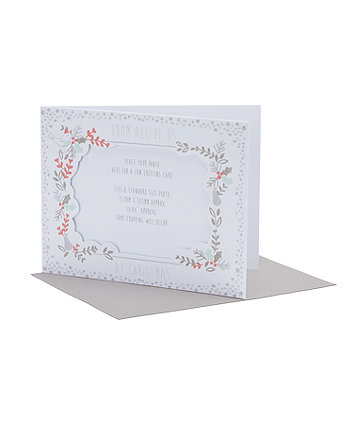 luxury family frame cards