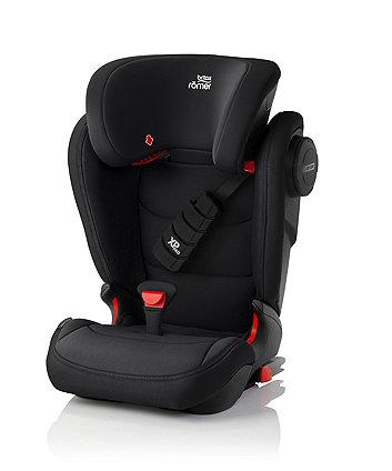 Britax Römer kidfix iii s highback booster car seat - cosmos black