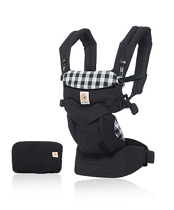 Ergobaby omni 360 carrier - gingham