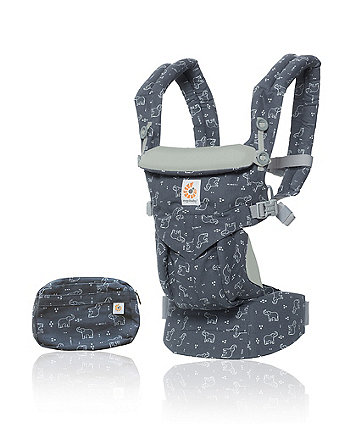 Ergobaby omni 360 carrier - trunks up